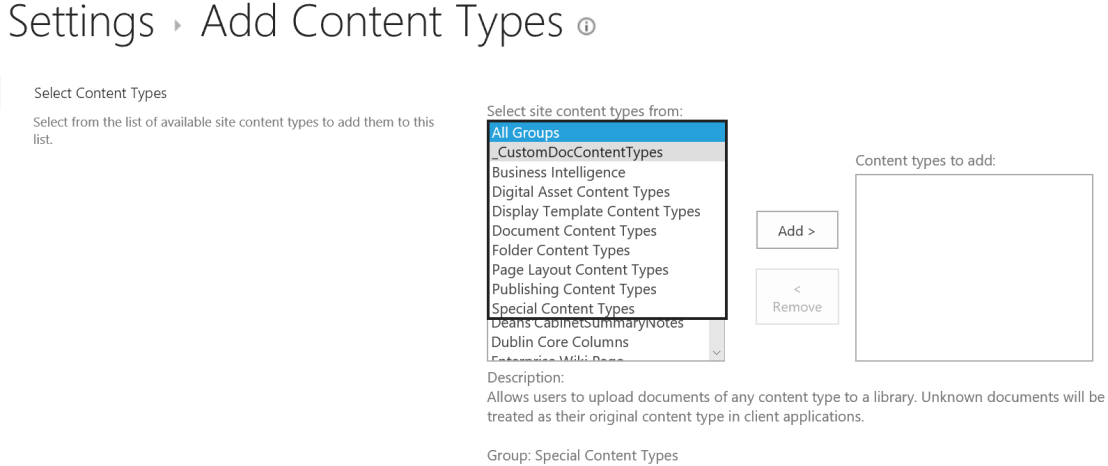 customcontenttypes