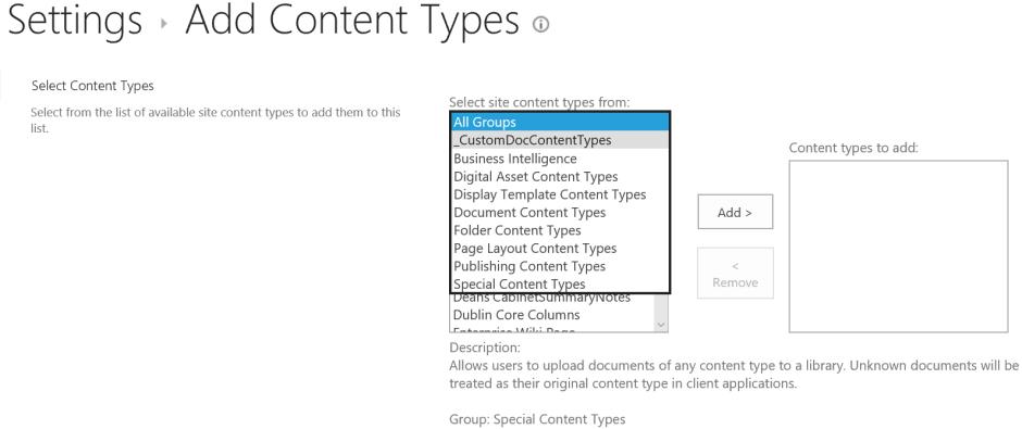 customcontenttypes